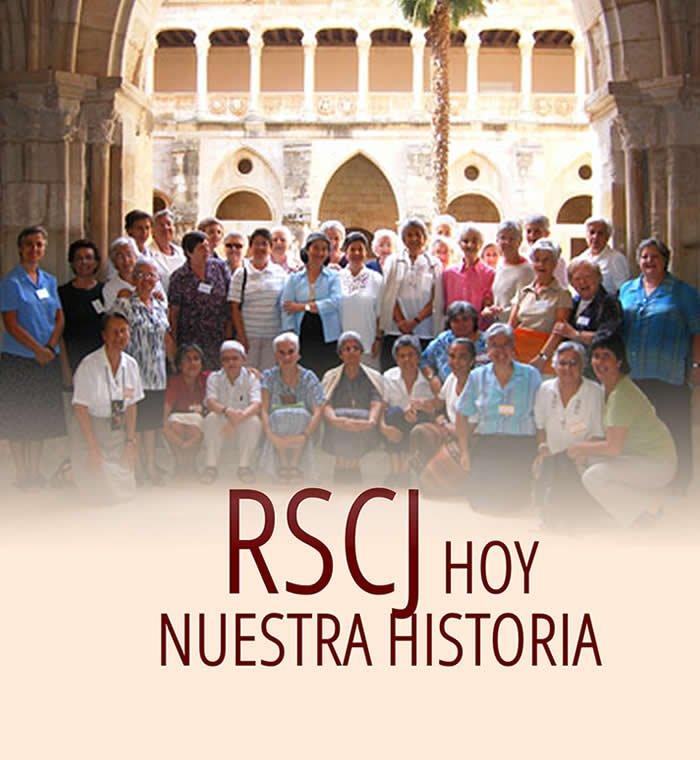 Historia RSCJ