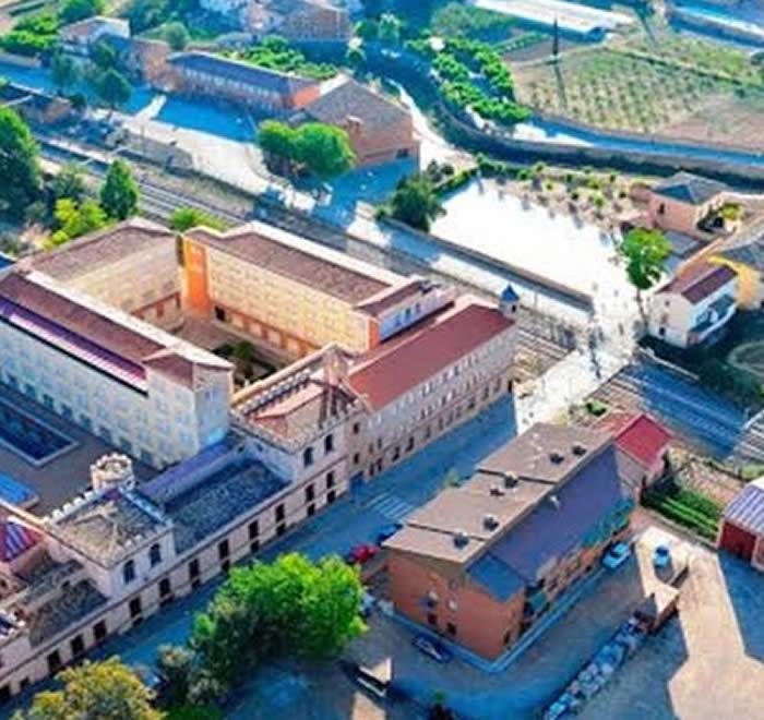 Santa María de Huerta Soria RSCJ España