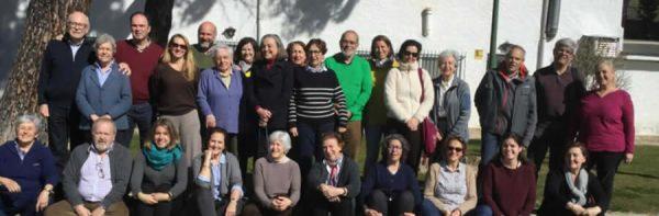 taller orar con los salmos Miraflores blog