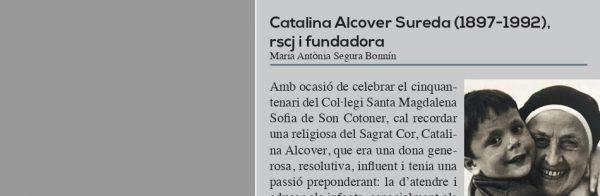 Catalina Alcover